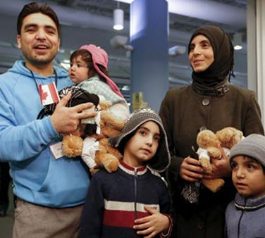 Syrian Resettlement in BC